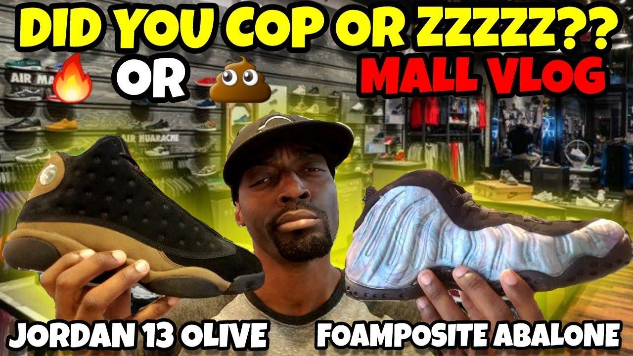 574ee4cd2a3 Cop Or Zzz  Jordan 13 Olive
