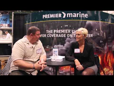 Premier Marine is at The 2014 Toronto Boat Show, Offering The Finest in Marine Insurance