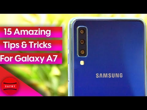 15 Amazing Tips & Tricks For Samsung Galaxy A7 2018