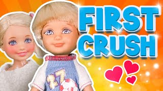 Barbie - Chelsea's First Crush | Ep.98