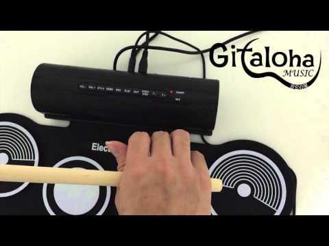 Portable Electronic Drum (Flexible)