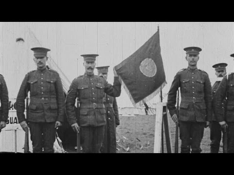 1917 on Film: Pathé promotes Allied preparations for WWI