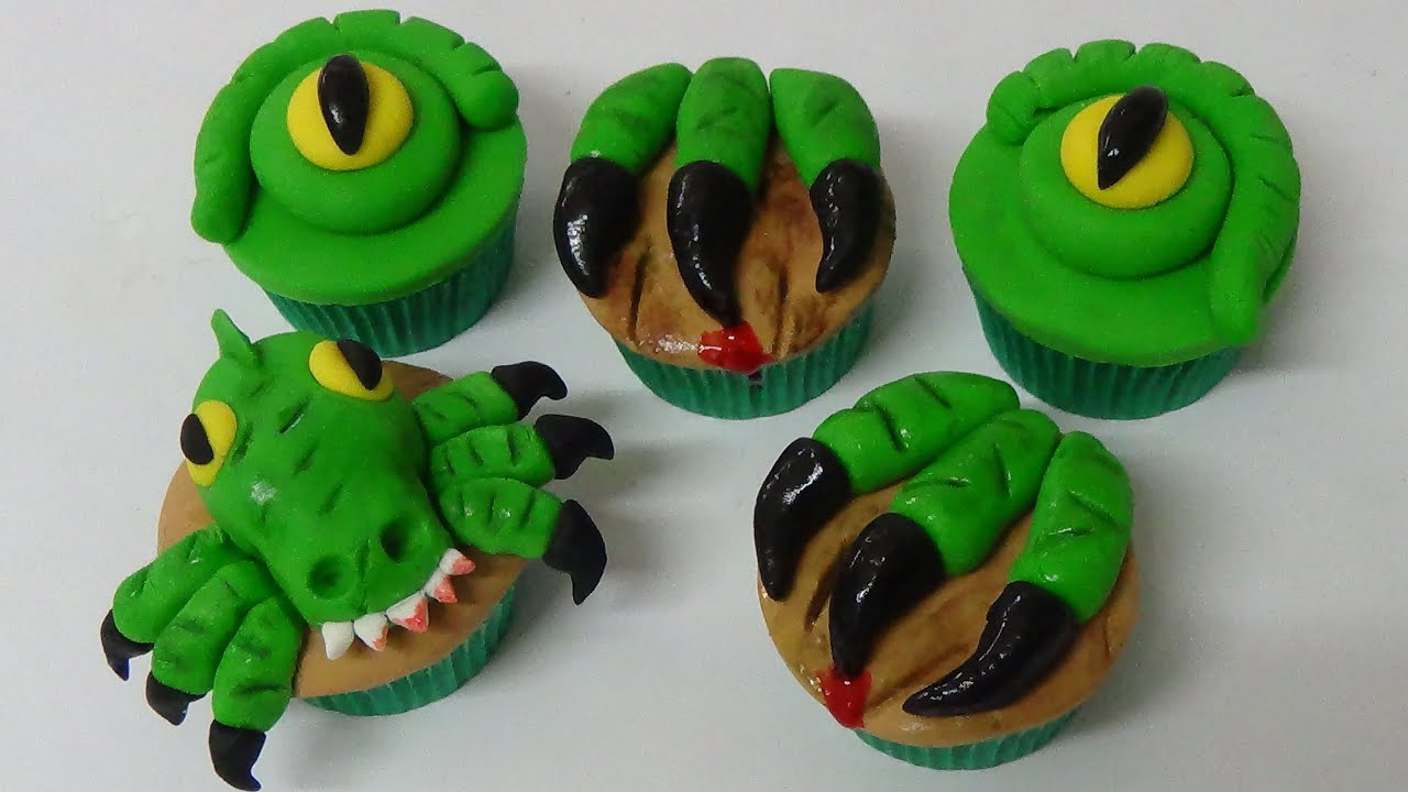 Image result for jurassic world  CUPCAKES