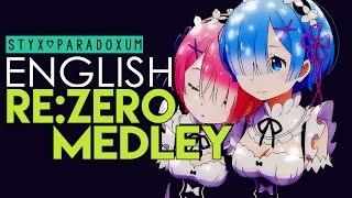 Re: Zero Medley - Re: Zero (English Cover by Sapphire)