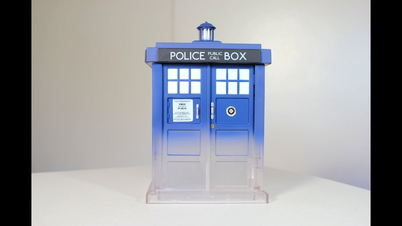 Doctor Who Materialising Tardis Funko Pop Review Youtube