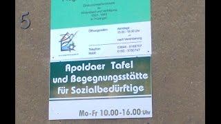Tafel-продукты за 1 евро на человека. Поздние переселенцы.