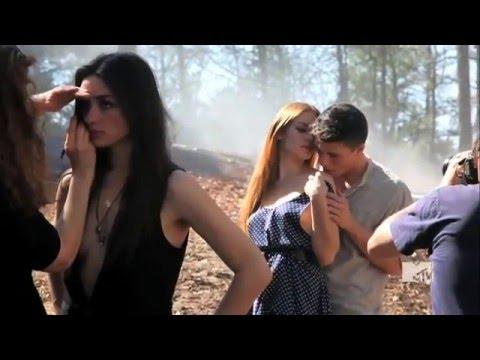 Teen Wolf Behind The Scenes