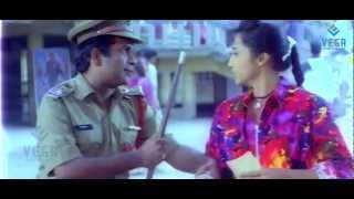 Comedy Scene Between Aswini & Brahmanandam - Tiruttu Rani 420