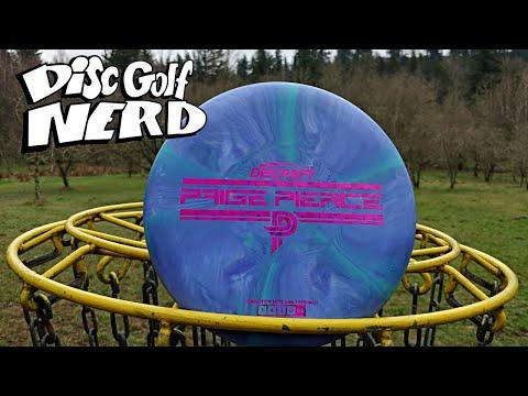 Discraft Paige Pierce Fierce Disc Golf Disc Review and Giveaway - Disc Golf Nerd