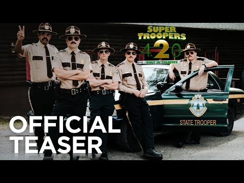 'Super Troopers 2' Trailer