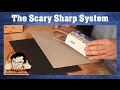 Scary sharp: The best sandpaper, etc for tool sharpening woodworking planes, chisels, etc.
