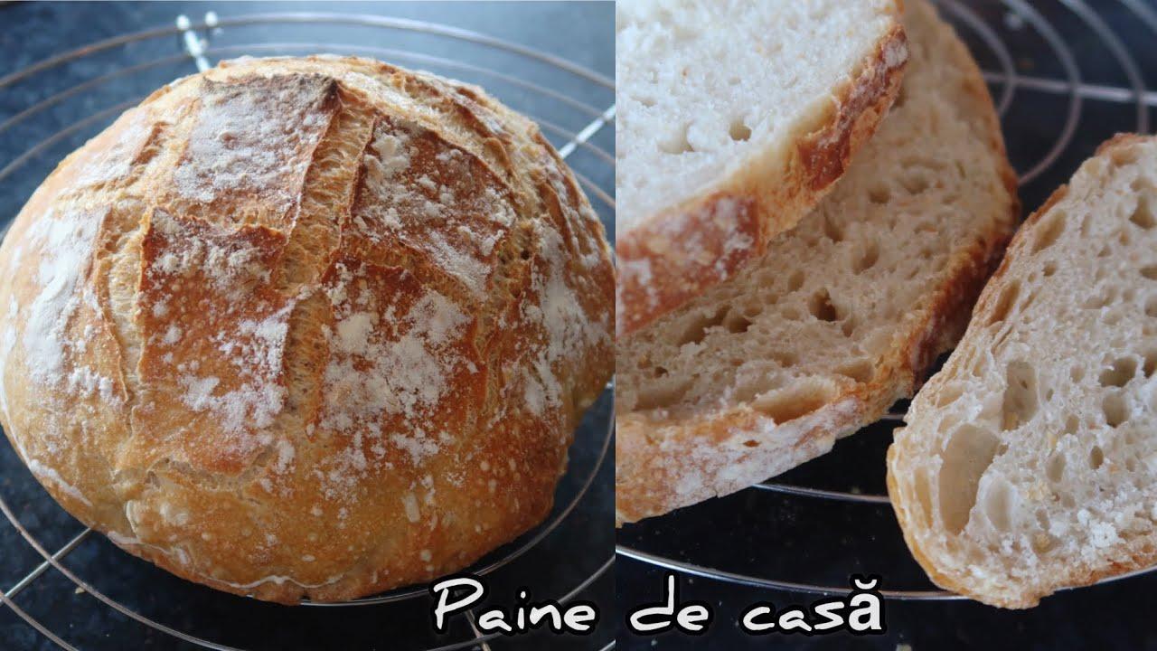 Download PAINE DE CASA - Reteta si trucuri pentru paine de casa 🥖 #painedecasa