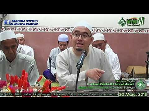 Guru Achmad Zaini ,Puasa 2