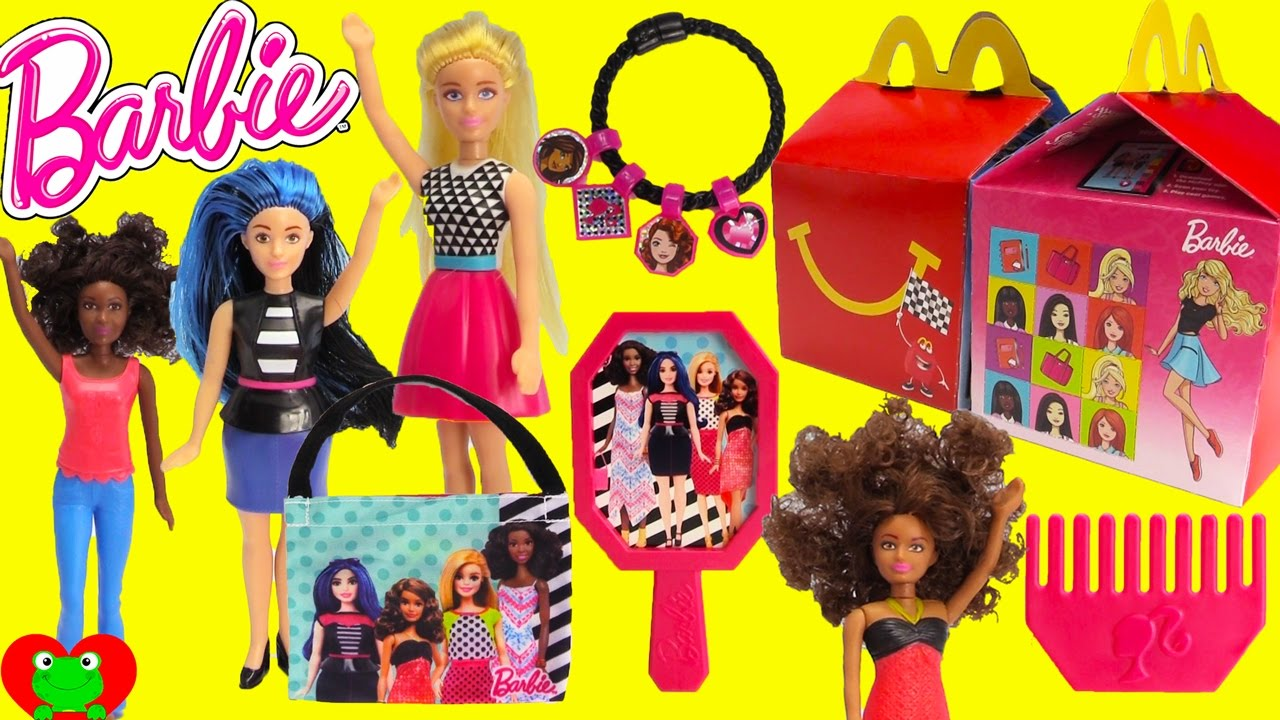 Mc donald happy meal toys