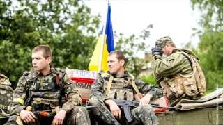 Песня украинского солдата с АТО