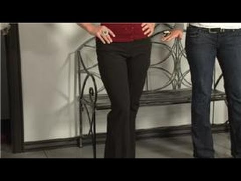 Fashion Basics for Women : Dress Pants vs. Khakis