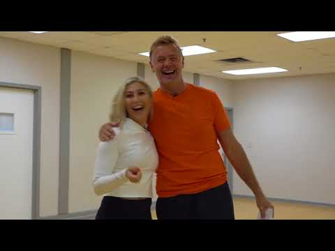 Meet John Schneider and Emma Slater  Dancing with the Stars
