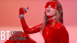 Miley Cyrus - Mother's Daughter (Lyrics + Español) Video Official