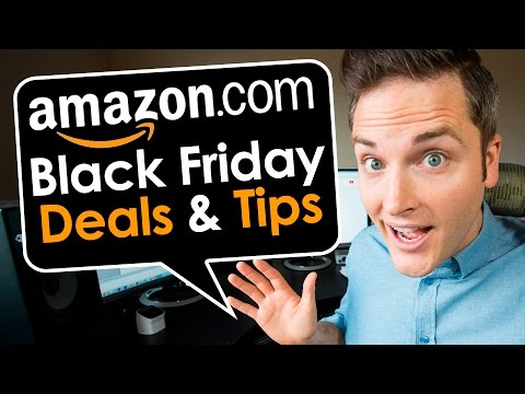 Amazon Black Friday Deals and Tips