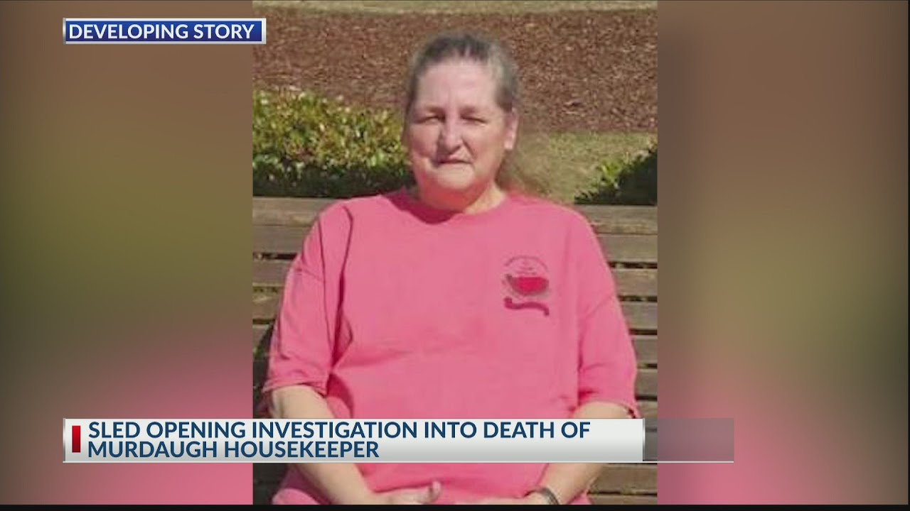 How a Housekeeper's 2018 Death Became the Latest Murdaugh ...