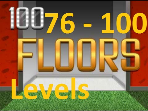 100 Floors Can You Escape Level 76 100 76 100