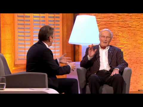90 year old Nicholas Parsons - The Alan Titchmarsh Show   14th Oct 2013