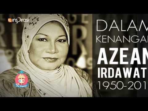 #JomWayang: Tribute to Azean Irdawaty (1950-2013).