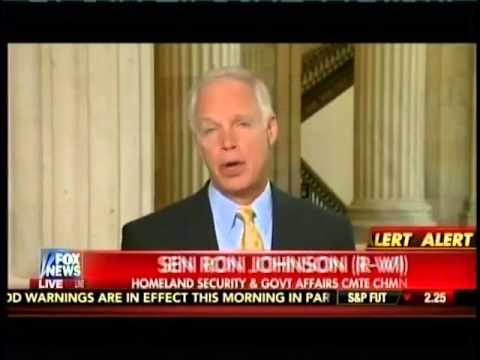 Ron Johnson discusses ISIS on America