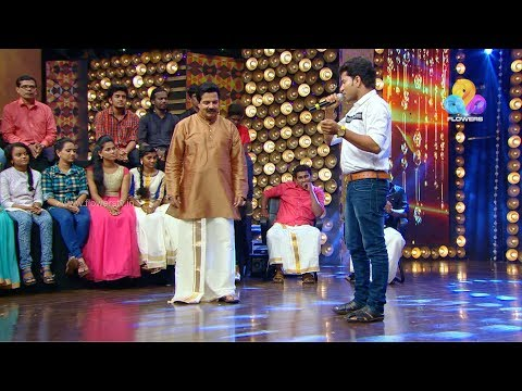 100 നൂറ്  Comedy Utsavam│Flowers│Onam Special Episode Part 01