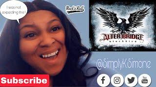 "Alter Bridge  - ""Blackbird"" Reaction 🎉 Happy Birthday Sherry Peters  (Request) 1st Time Hearing"