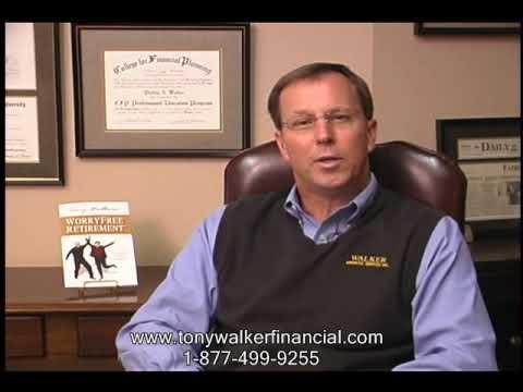 Tony Walker Financial - Top 10 Questions:  #5