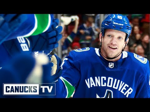 Canucks Players React to Derek Dorsett News (Nov. 30, 2017)