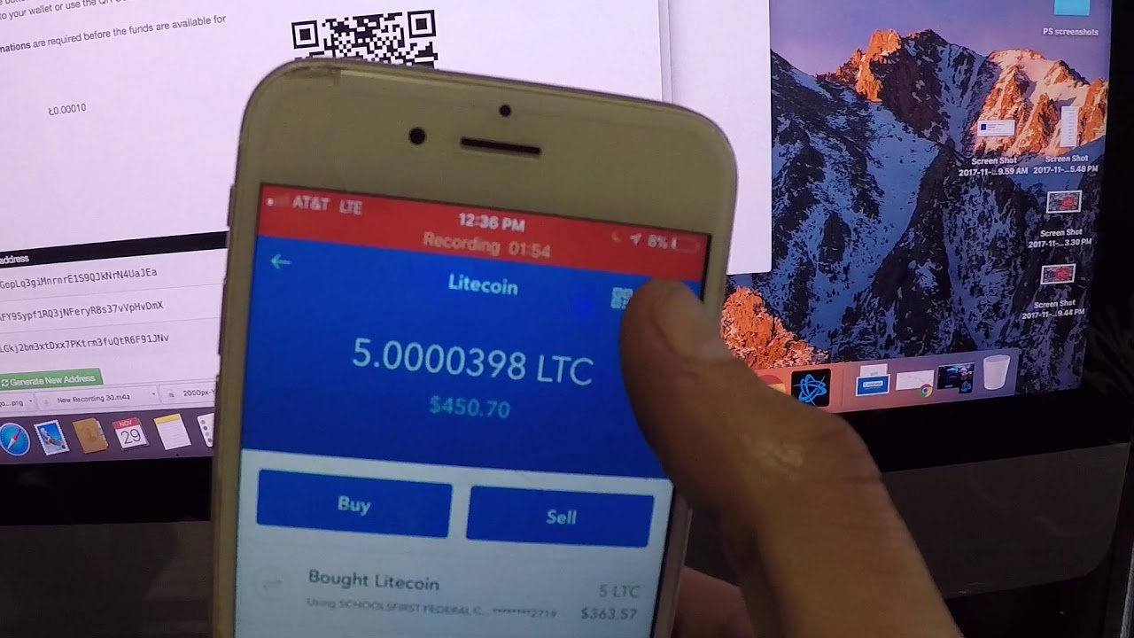can i transfer litecoin to bitcoin