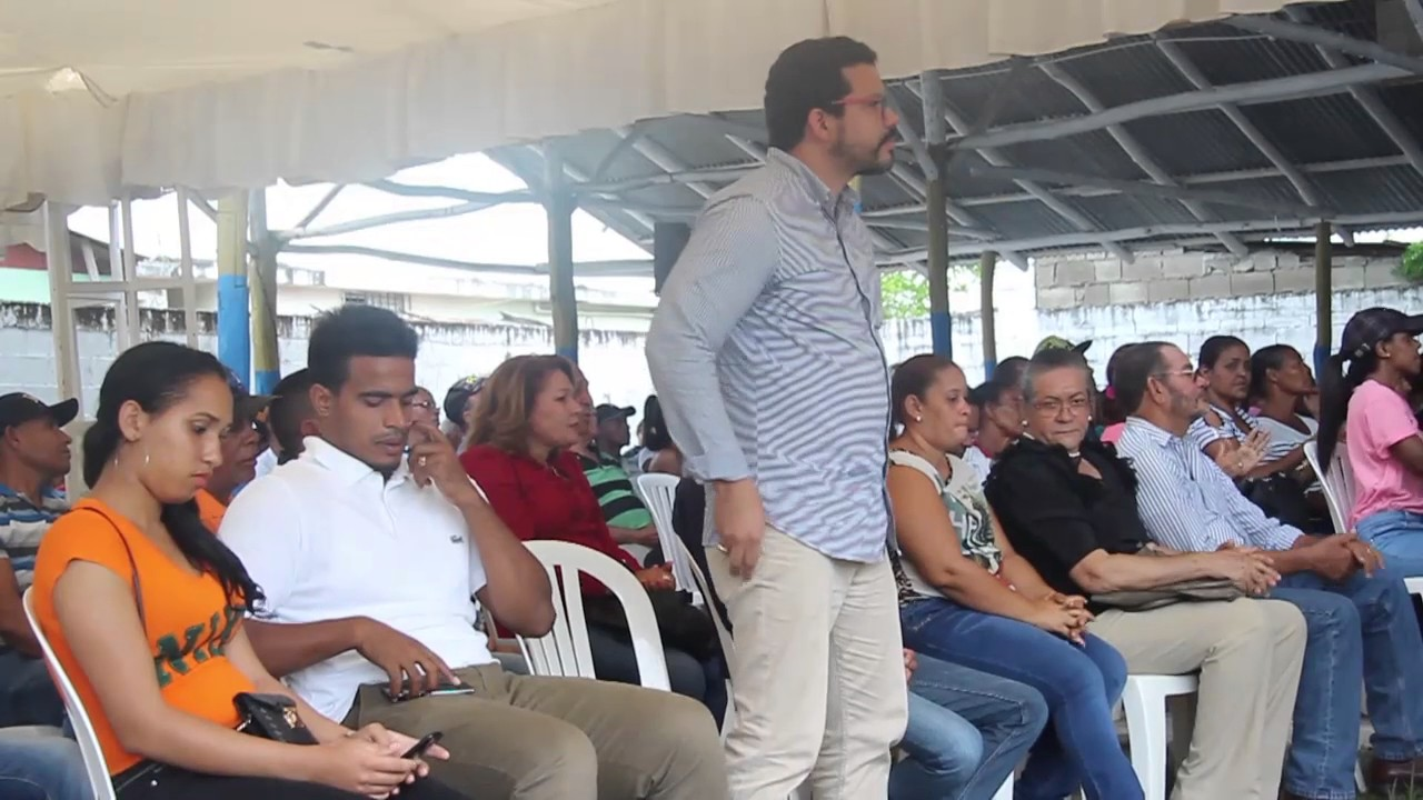 PRM Realiza Asamblea En Apoyo Al Predidnte Andres Bautista