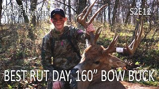 Chasing November S2E12: Two Shots to Get a Booner, 200-Inch Buck Encounter
