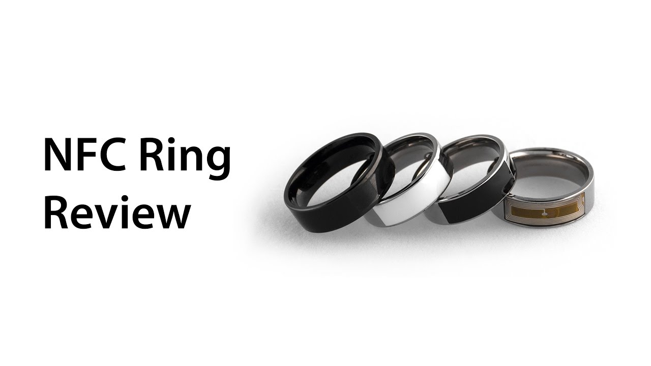 NFC Ring Review YouTube