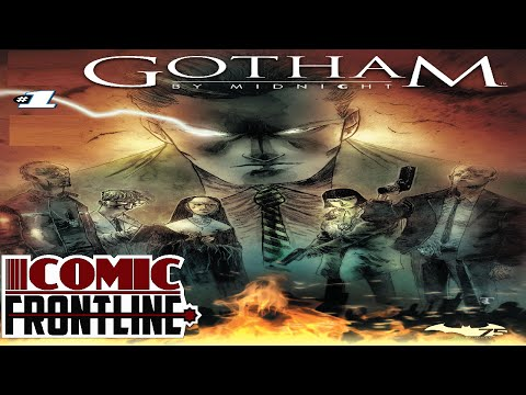 Gotham By Midnight #1 Review Are You Religious?