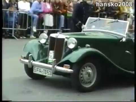 Hansa Veteran Rallye 1990