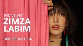 Download lagu RED VELVET ZIMZALABIM 짐살라빔 Line Distribution