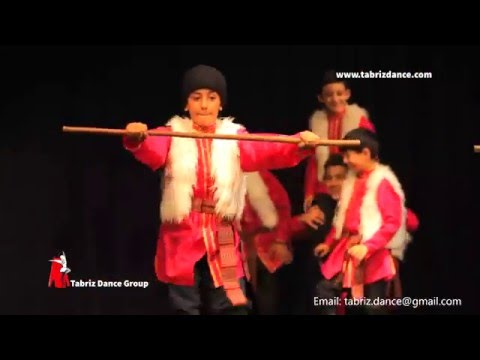 super super azeri dance shepherd dance by tabriz dance group