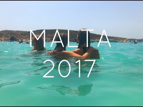 VLOG MALTA 2017 (language course) with EF