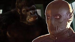 "The Flash Season 2 Episode 7 ""Gorilla Warfare"" Trailer Breakdown!"