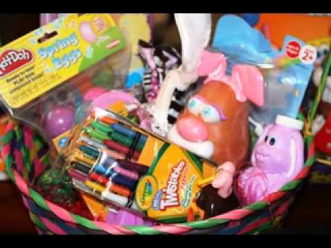 Creative easter basket decor ideas for kids 2017 youtube creative easter basket decor ideas for kids 2017 negle Image collections