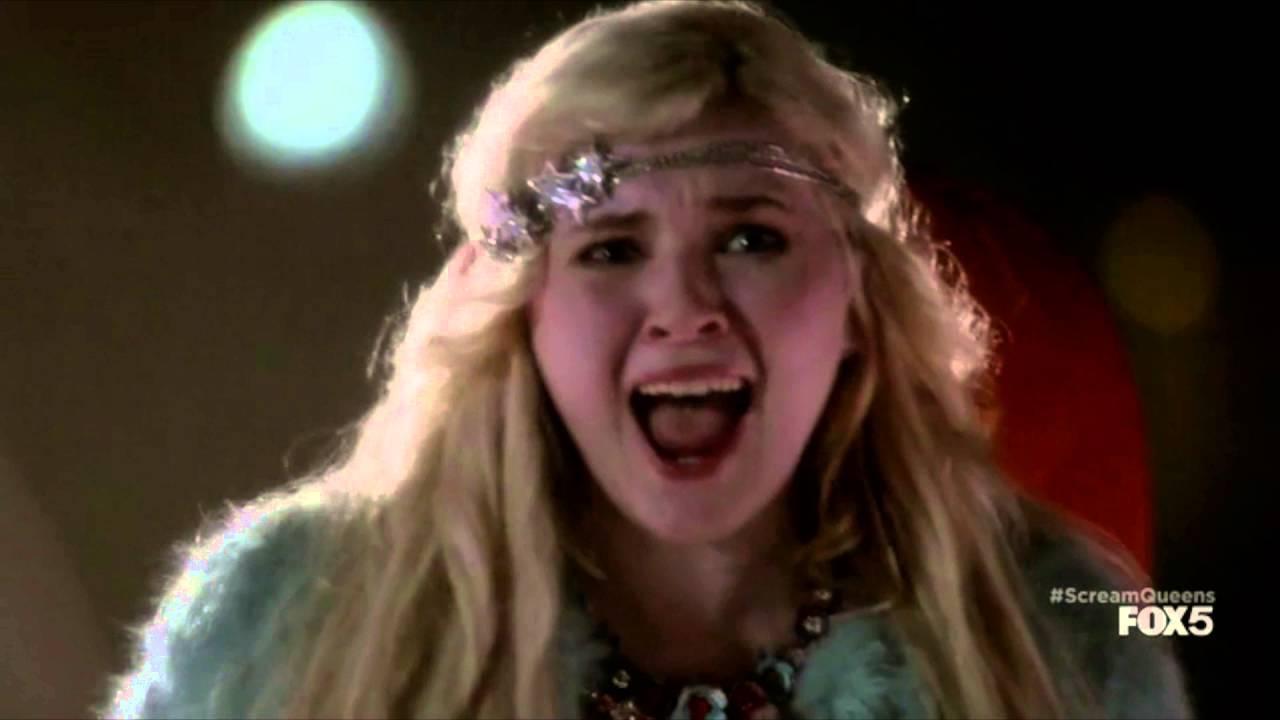 Az idén hozzánk is érkező Adam Lambert Alex Newell énekes, a Glee című sorozat.