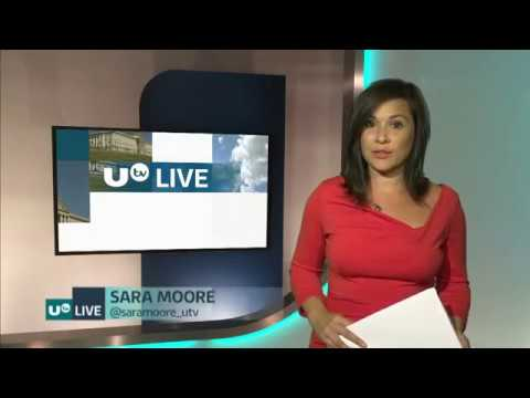 Final UTV Live from Havelock House - Sara Moore 30.6.2018