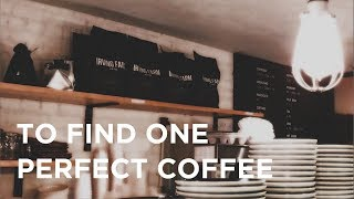 Have you ever wanted TO FIND ONE PERFECT COFFEE? @Irving Farm Coffee Roasters, NYC, NY