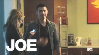 Joe Jonas | Cody Simpson | Emma Roberts PUNK'd Promo