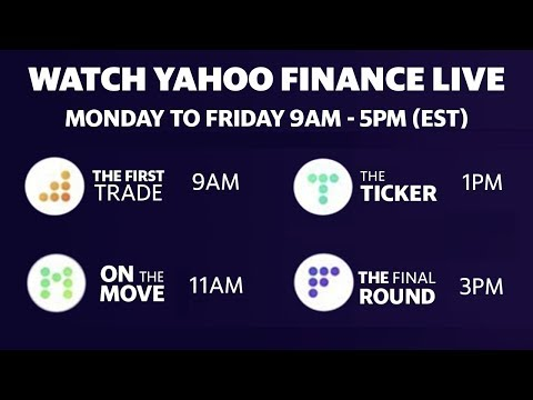 LIVE market coverage: Thursday, April 9 Yahoo Finance