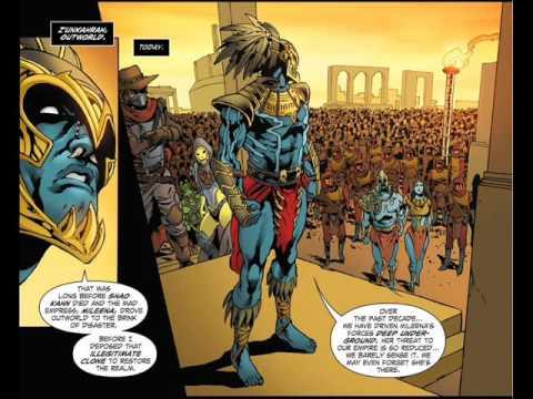 Respect Kotal Kahn: The Aztec God Of War Part 1