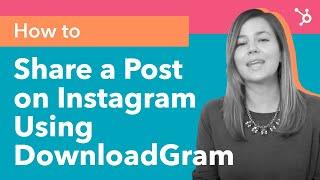 كيفية مشاركة على Instagram